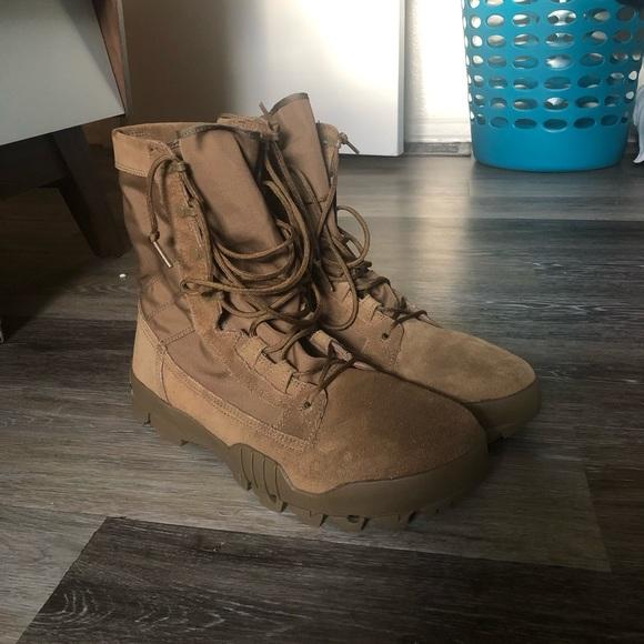Nike Sfb Jungle 8 Inch Leather Boots